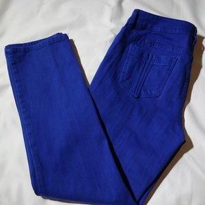 Chico's So Slimming Jeans Size 1 Short.   34x29